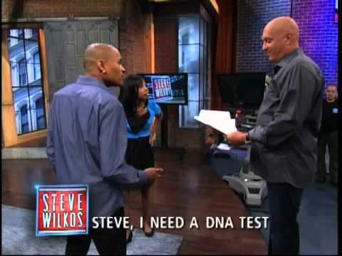 Steve, I Need A DNA Test (The Steve Wilkos Show)