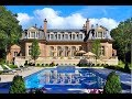 Magnificent $8 Million French Style Manor Lake Forest, Illinois USA