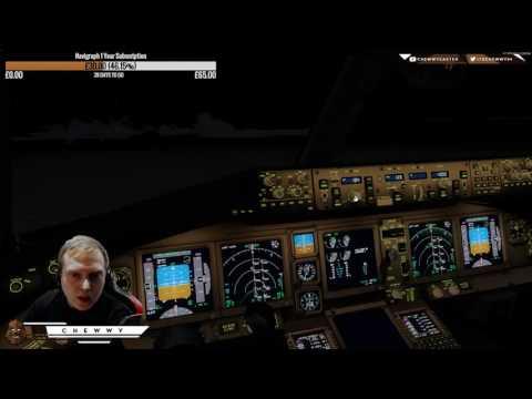 [P3D v3.3] Full VATSIM ATC at Dubai   UAE107 777-300ER