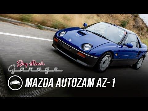 1992 Mazda Autozam AZ1  Jay Leno's Garage