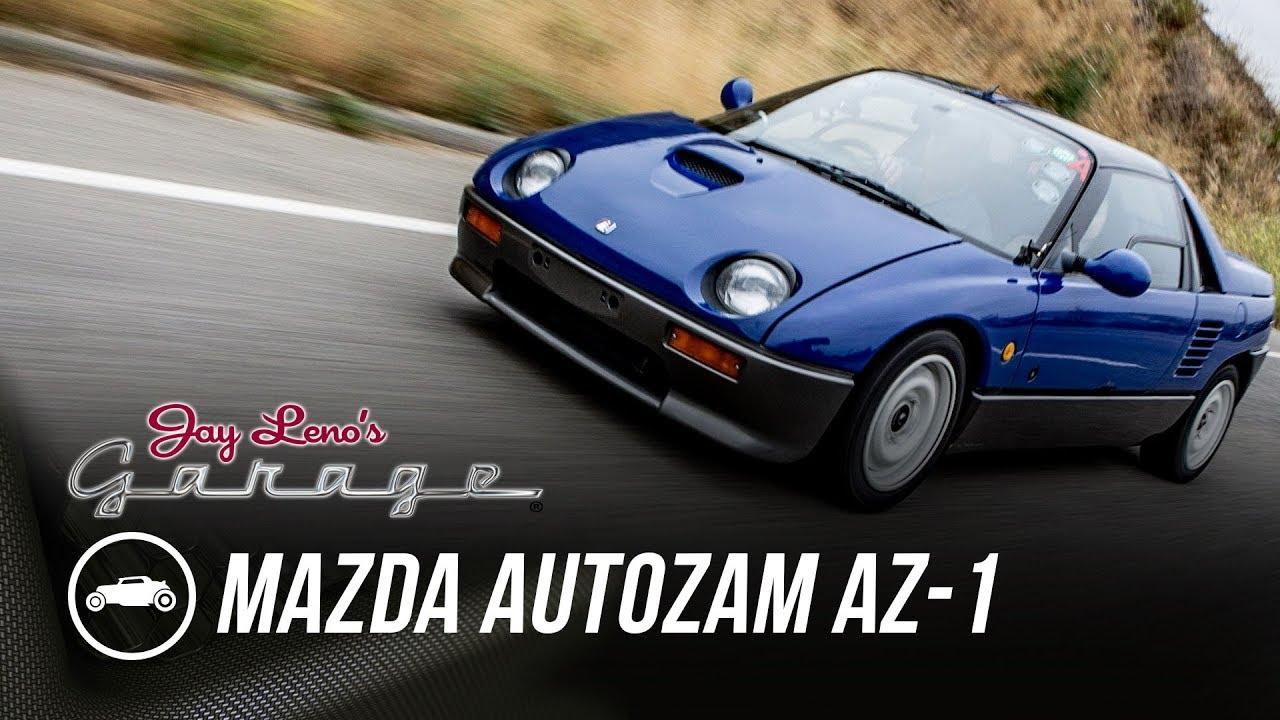 1992 Mazda Autozam AZ-1 - Jay Leno's Garage