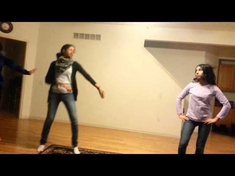Kashmir main tu kanyakumari-Dance 1