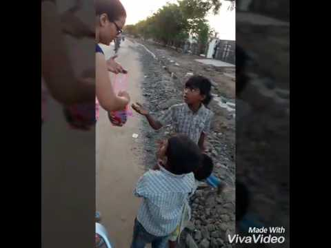 Mayanka family (slum kids)