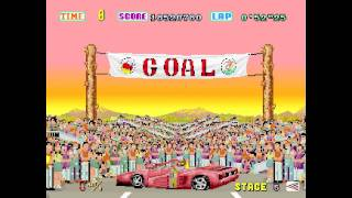 Game | OutRun in HD Sega Arcade Version | OutRun in HD Sega Arcade Version