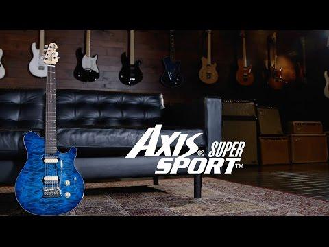 Ernie Ball Music Man Axis Super Sport