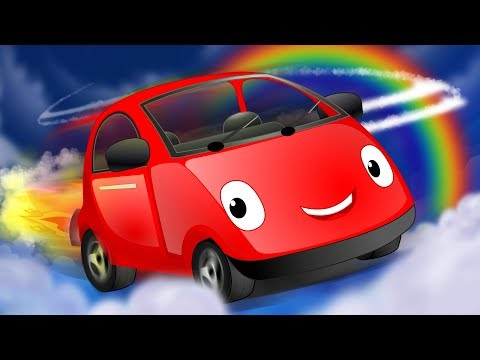 Wheels On The Car | Car Song | Nursery Rhymes Songs For Children | Baby Rhyme