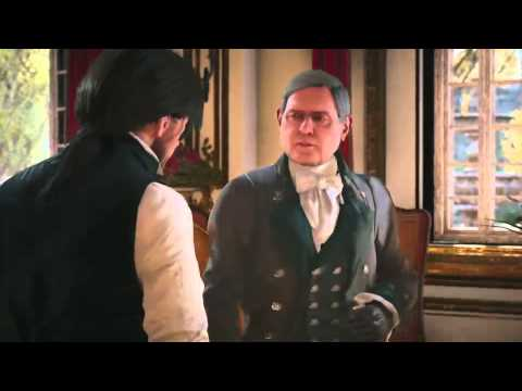 Assassin's Creed Unity with mark of The Square Watermelons
