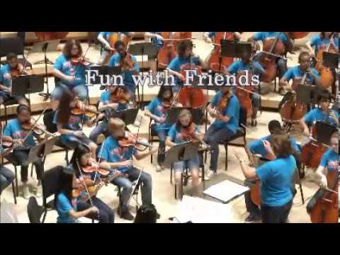 Encore Orchestra Camp