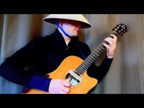 Trance Music Or Spanish Guitar ?