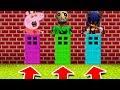 Minecraft PE DO NOT CHOOSE THE WRONG DOOR Sonic Exe Peppa Pig Nightmare Baldi mp3