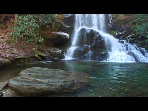 Catawba Falls - Upper Falls Take One