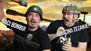 World of tanks #2  - Kojot i dalje uči Duleta [PCAXE.COM]