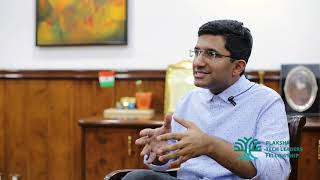 Dr Ritesh Malik shares his thoughts on Plaksha TLF's 1st cohort & the vision of Plaksha University