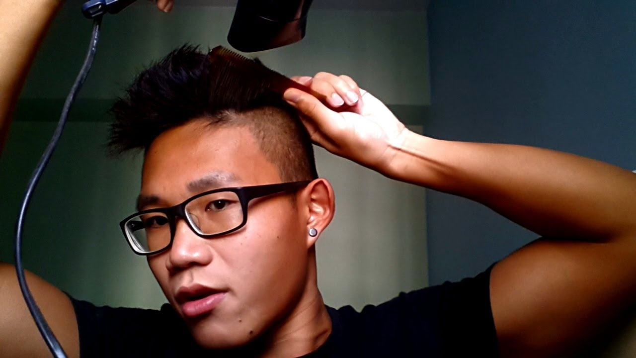 styling guys hair guys mens hair styling tip dryer 9791 | maxresdefault
