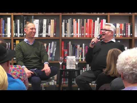 David Lebovitz @ The American Library in Paris | 4 April 2018