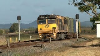 Drawbridge grade crossing : Australian Railways