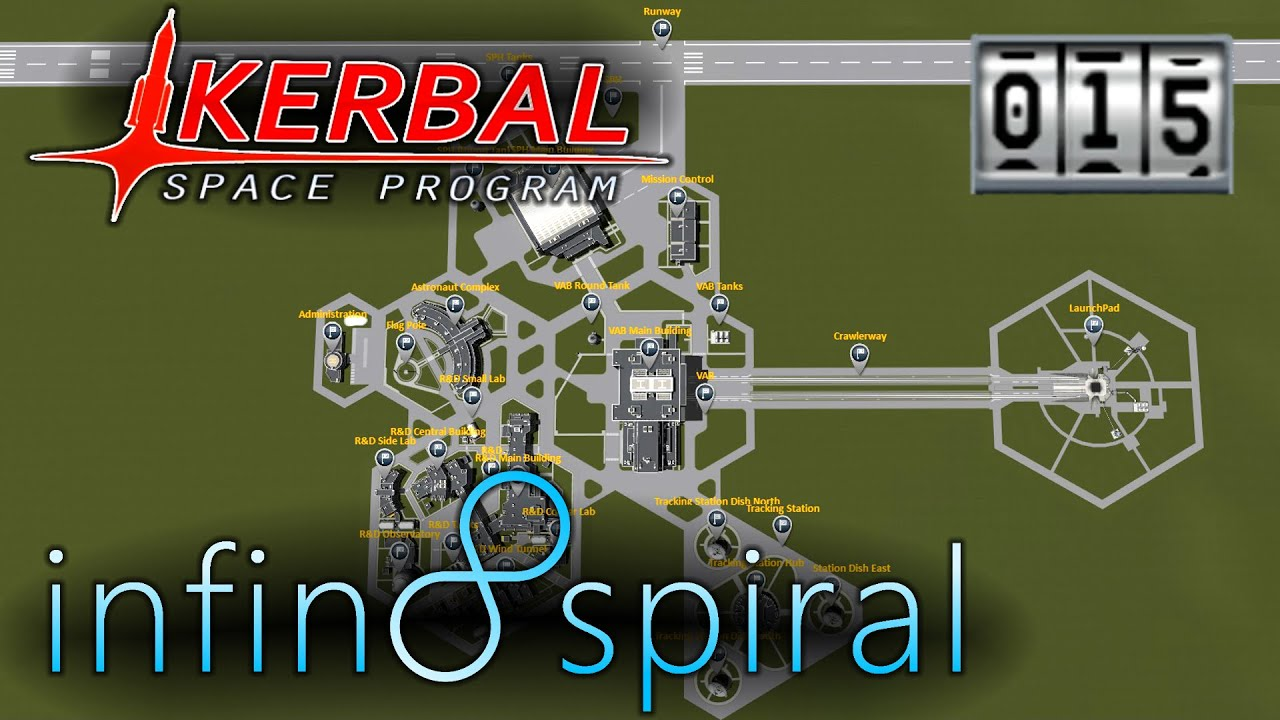Kerbal Space Program 10 Career Mode Ep 15 Moneys And Sciences