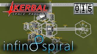 Kerbal Space Program 1.0 Career Mode - Ep 15 - Moneys and Sciences (KSC Trick)