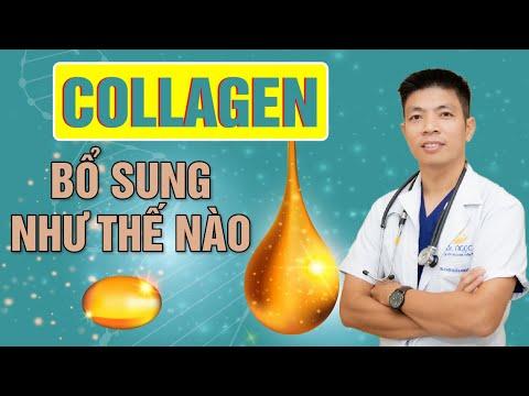 COLLAGEN LÀ GÌ - 4 Điều Quan Trọng Về Collagen Khiến Trẻ Hóa Da Mà Chị Em Cần Biết | Dr Ngọc