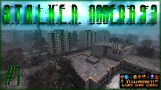 S.T.A.L.K.E.R. Shadow of Chernobyl OGSE 0.6.9.3 |  V.2.10 | Blind Playthrough | 1440p 60fps | Part 1