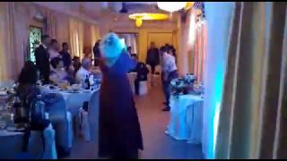 Свадьба 9.09 Мария и Алексей . зажигательный танец - подарок гостей .