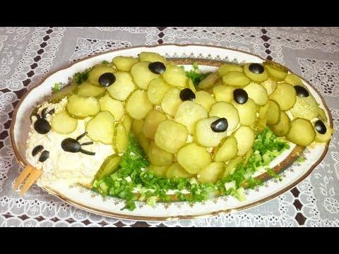 Вкуснейший салат из крабовых палочек!Imitation crabmeat saladиз YouTube · Длительность: 4 мин16 с