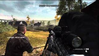Homefront Walkthrough: Mission 5 - Part 1 [HD] (X360,PS3,PC)