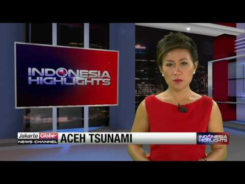 Aceh Marks 12 Years Of Tsunami