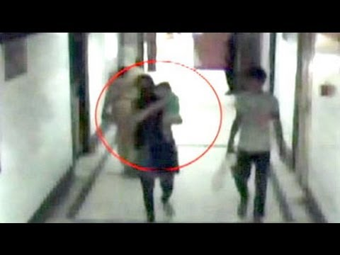 Caught on camera Con woman flees with stolen baby from a