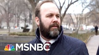Is Fmr. Trump Aide Rick Gates About To Flip On Paul Manafort? | The 11th Hour | MSNBC