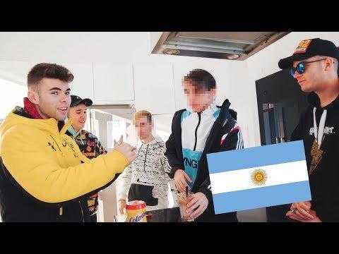 ESTOS YOUTUBERS ARGENTINOS SON NUESTROS NUEVOS INVITADOS *PEDRITOVM Y ROBLEIS* [Salva]