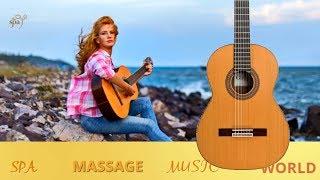 THE BEST SPANISH MUSIC GUITAR SENSUAL ROMANTIC LOVE SONGS  RELAXING  MUSIC WORLD