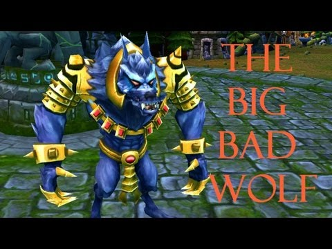 Warwick - The Big Bad Wolf