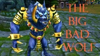 Warwick - The Big Bad Wolf