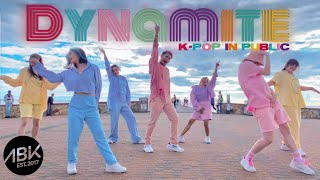 [K-POP IN PUBLIC] BTS (방탄소년단) - Dynamite Dance Cover by ABK Crew from Australia