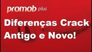 Promob Diferenças Crack Antigo 2015 e Novo 2017-2018