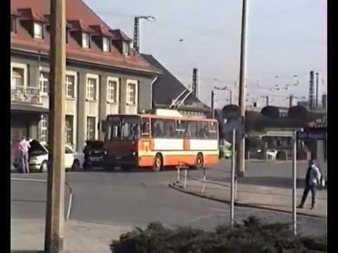 Bus Und Bahn 1991 In Weimar Und Jena