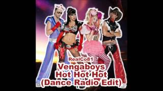 Vengaboys - Hot Hot Hot (Dance Radio Edit) HQ + Download