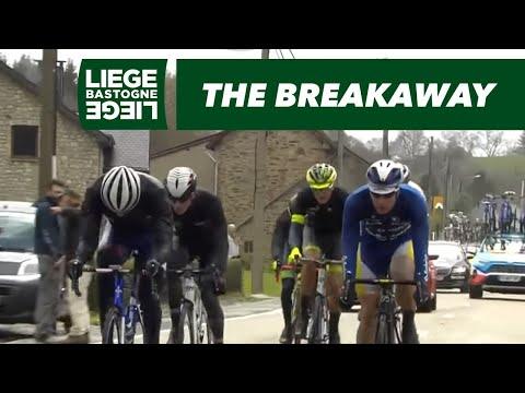 The Breakaway – Liège-Bastogne-Liège 2019