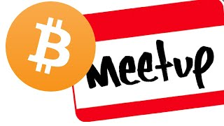 Attended My First Bitcoin Meetup and it was AWESOME 👍 👌 👍