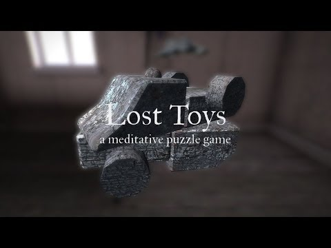 Official Lost Toys Launch Trailer