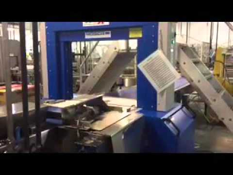 EAM Mosca strapper with Sonix sealing technologyиз YouTube · Длительность: 31 с