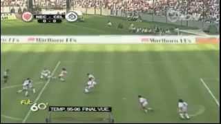 NECAXA CAMPEON Necaxa vs Celaya Final Temp 95-96 04Mayo1996 Estadio Azteca