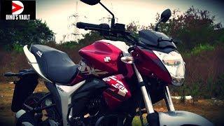 Suzuki Gixxer 2018 First Ride Review #Bikes@Dinos