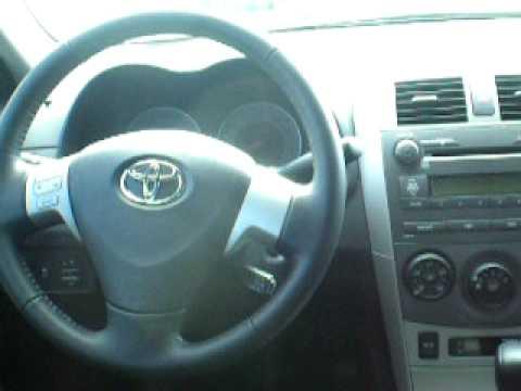 2008 Toyota Corolla Interior - Interior Ideas