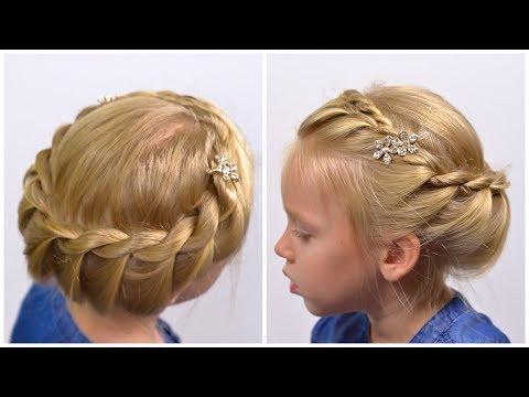 crown-twist-braid- -cute-5-minute-back-to-school-hairstyle-★-little-girls-hairstyles-#89-#lgh