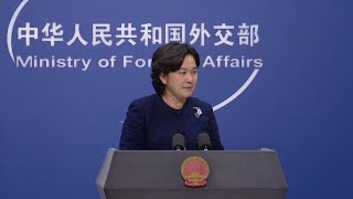 Better angels in China-U.S. relations will surely defeat evil forces: FM spokesperson