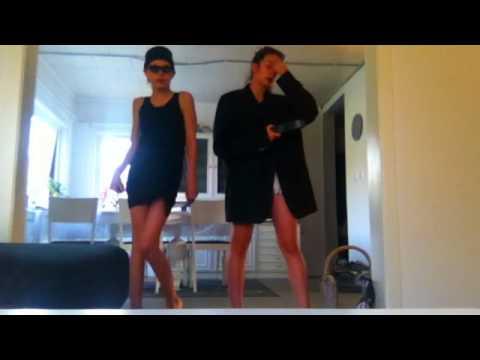 Rihanna and shy Ronnie