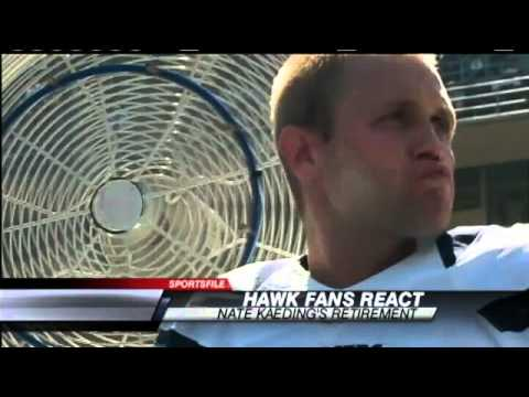 NFL: Iowa City Fans React to Nate Kaeding