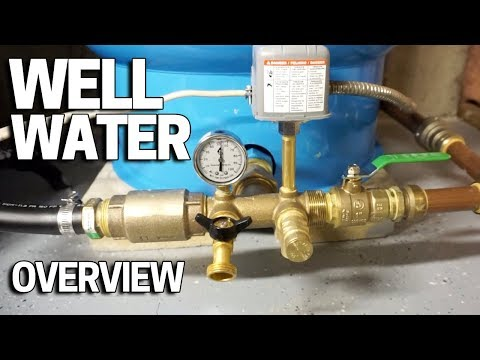 well-water-pressure,-pumps-&-tanks---how-it-works